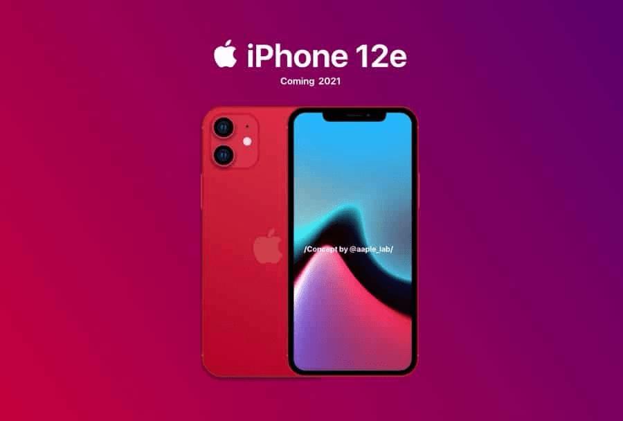 iPhone 12 SE