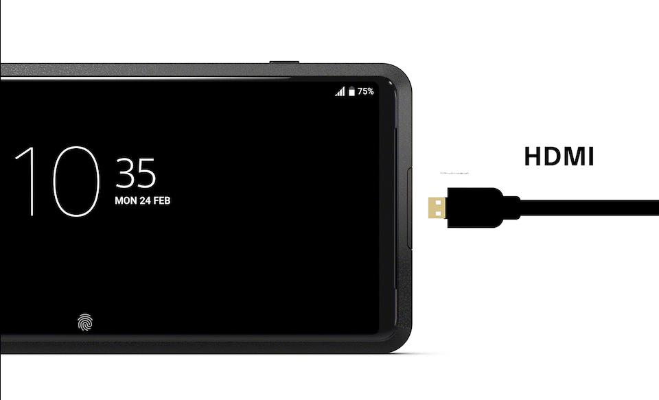 Port HDMI