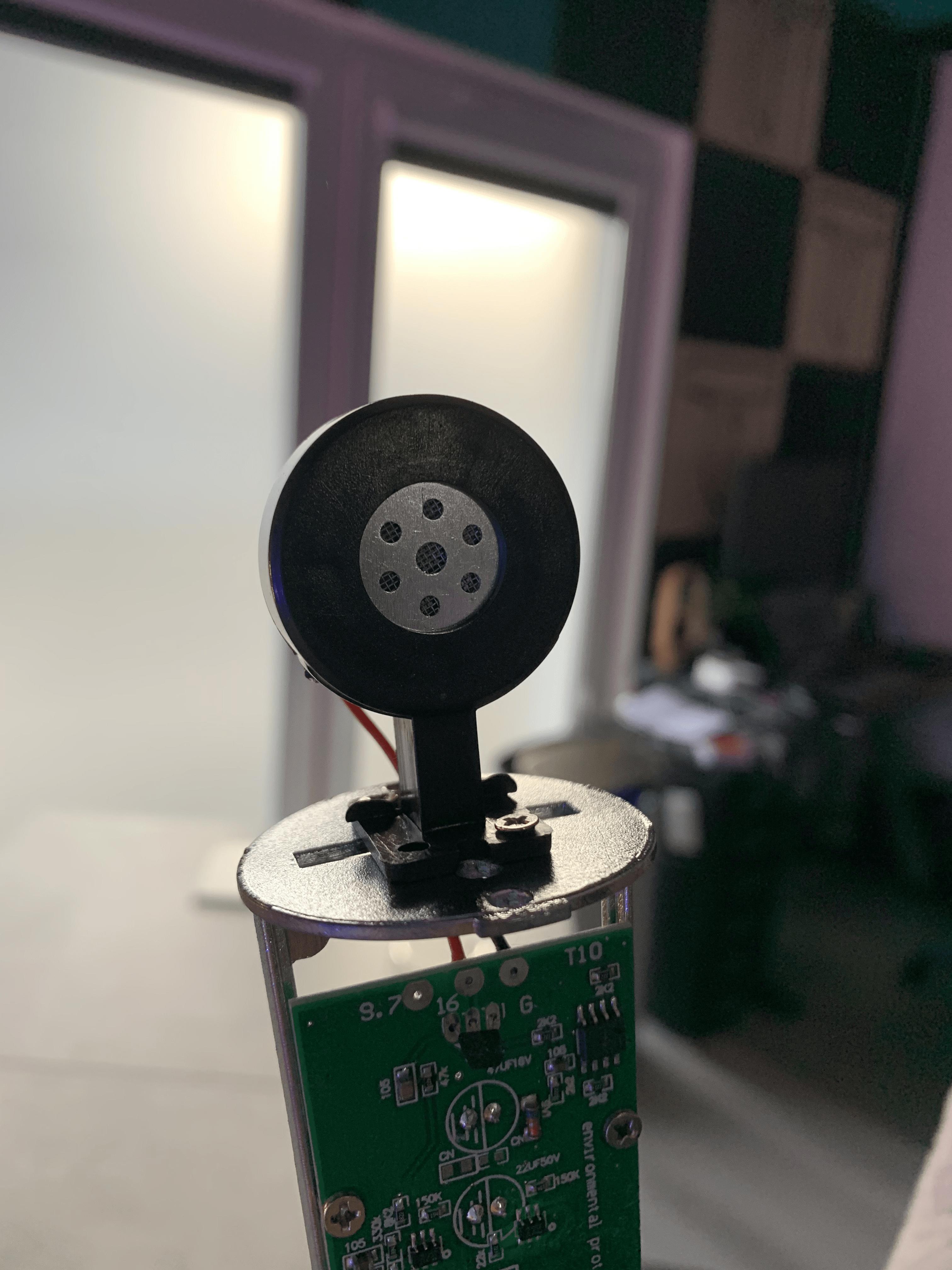 Kapsuła mikrofonu Hykker
