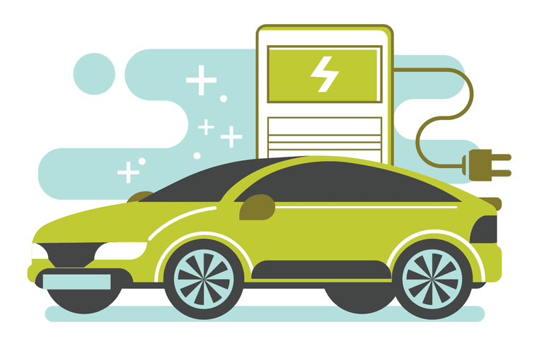 samochód elektryczny e-zdrowie kobiet