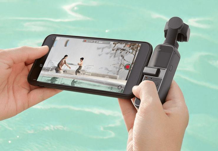 DJI Pocket 2 Jaką kamerkę sportową wybrać