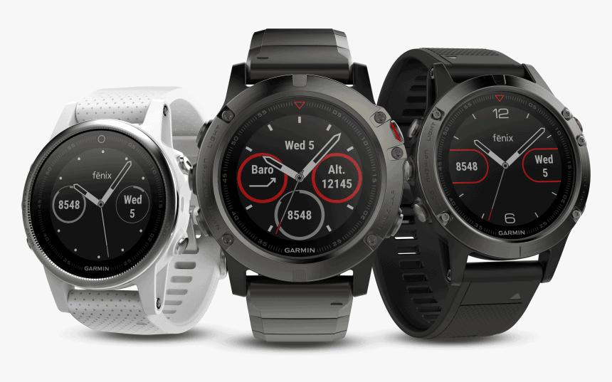 Garmin Fenix 5 Plus Jakiego smartwatcha kupić