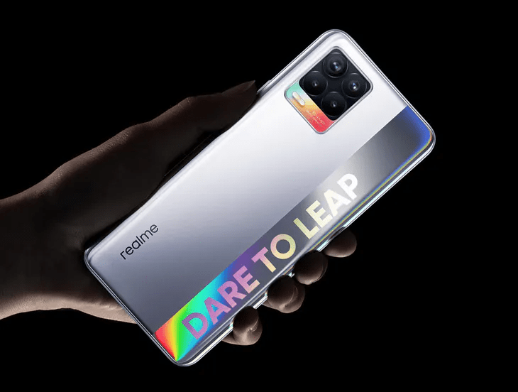 realme 8 jaki smartfon