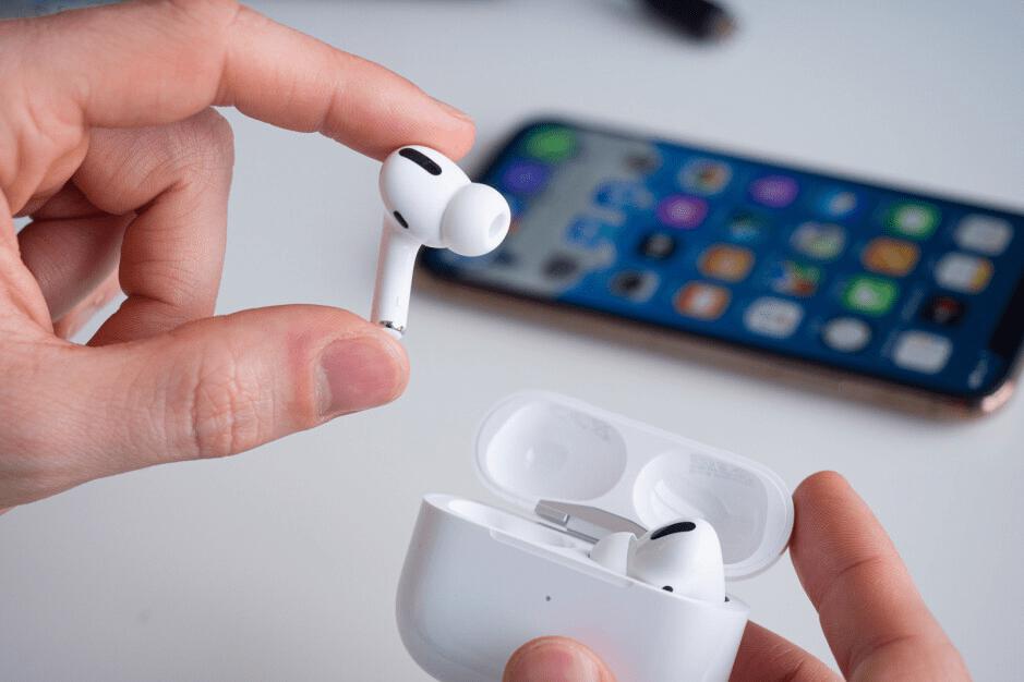 Apple Airpods Pro słuchawki bezprzewodowe