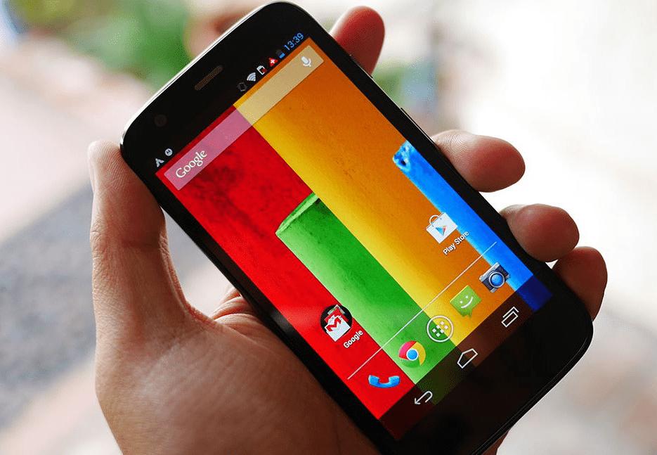 Moto G1 Jak zmieniły się smartfony