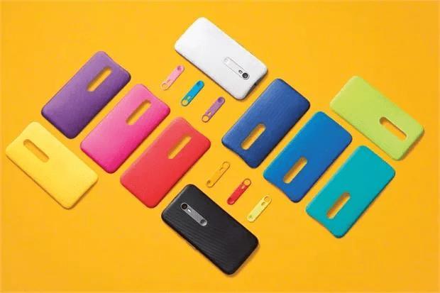 Moto G3 Jak zmieniły się smartfony