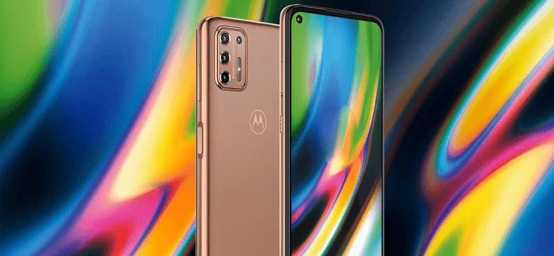Moto G9 Jak zmieniły się smartfony