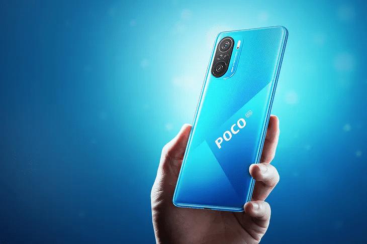 POCO F3 jaki smartfon z 5G